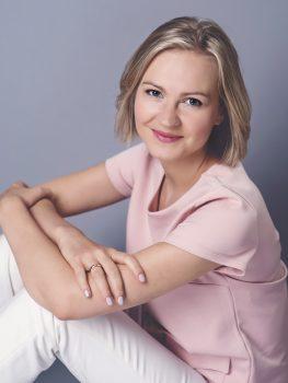 Magorzata Pawlinska psycholog coach ICF